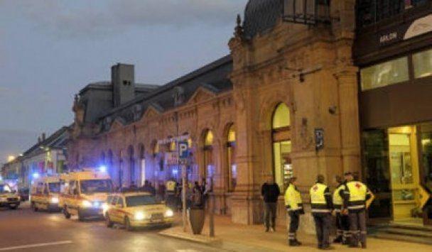 В железнодорожной аварии в Бельгии пострадали более 60 человек