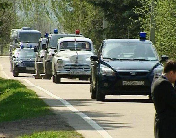 """Учасники автопробігу """"Санкт-Петербург - Київ"""" фінішували"""