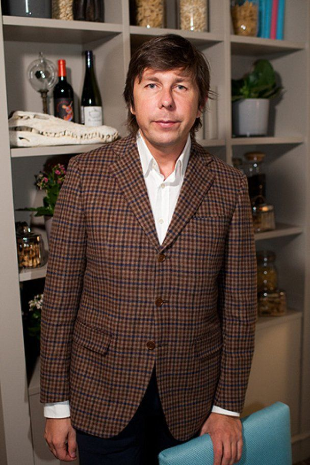 Олександр Цекало відкрив ресторан
