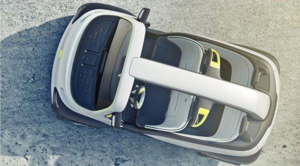 Citroen створив автомобіль-кросівок