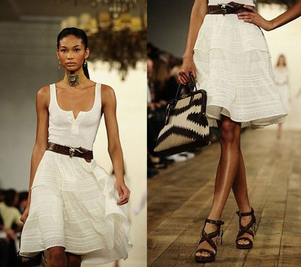 Mercedes Benz Fashion Week в Нью-Йорку. Частина 2