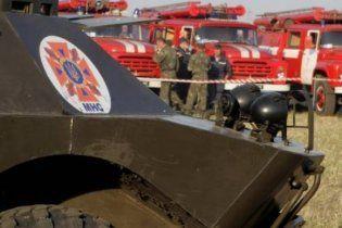 В Лозовій почалася утилізація боєприпасів