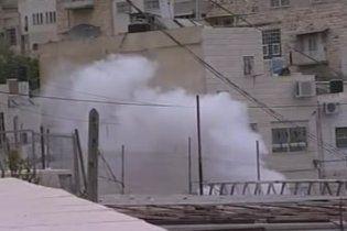 Возле Иерусалима начались столкновения между евреями и арабами