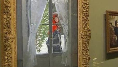 В Париже проходит крупнейшая выставка картин Моне