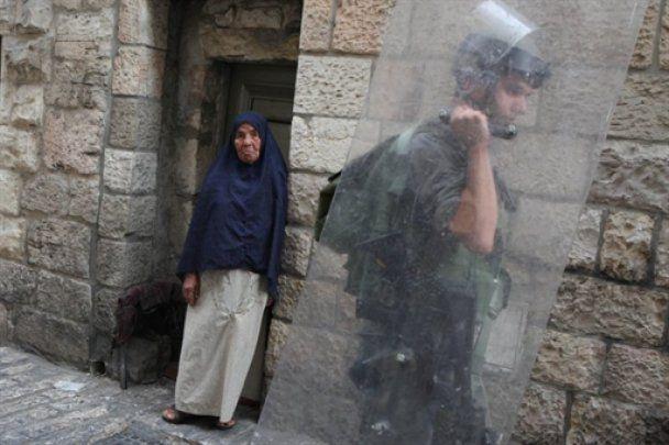 Полиция перекрыла Храмовую гору из-за беспорядков в Иерусалиме