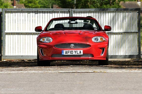 New Jaguar XK Concept