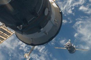 На Міжнародну космічну станцію доставлять Євангеліє