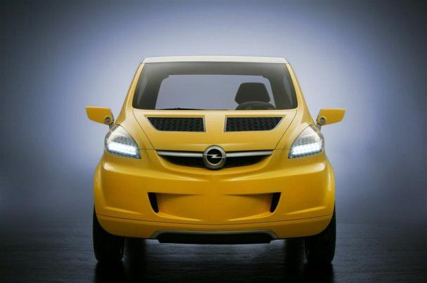 Opel випускає супер-міні автомобіль