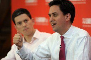 Новым лидером британских лейбористов стал Эд Милибэнд