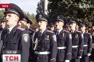 Українську міліцію скоротять на третину