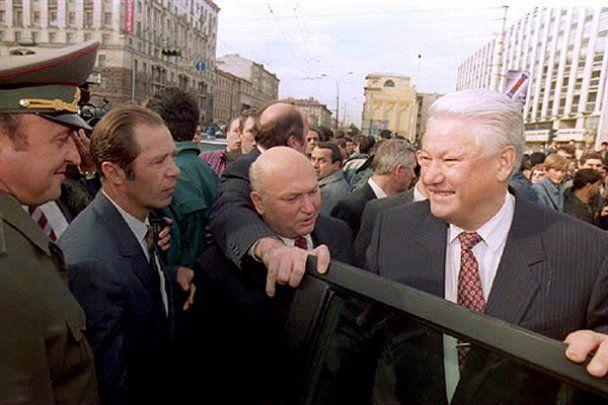 Юрий Лужков: 18 лет на посту мэра Москвы