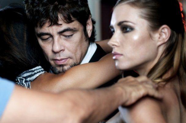 Бенисио Дель Торо стал новым лицом Campari 2011