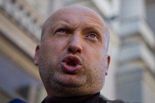 Турчинов: СБУ тільки намагалося пред'явити обвинувачення Тимошенко