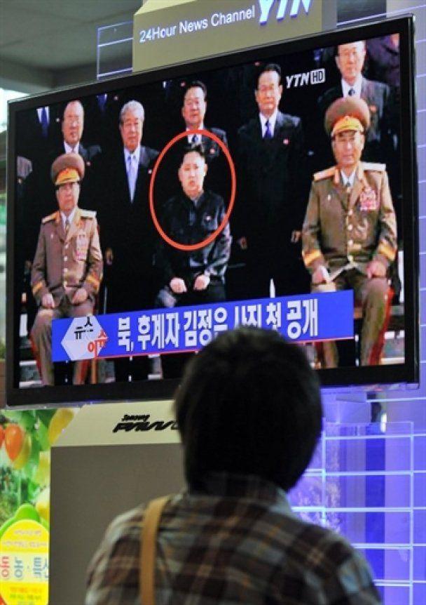 У КНДР вперше опублікували фото наступника Кім Чен Іра