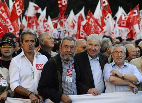 Європою прокотилася хвиля маніфестацій та страйків