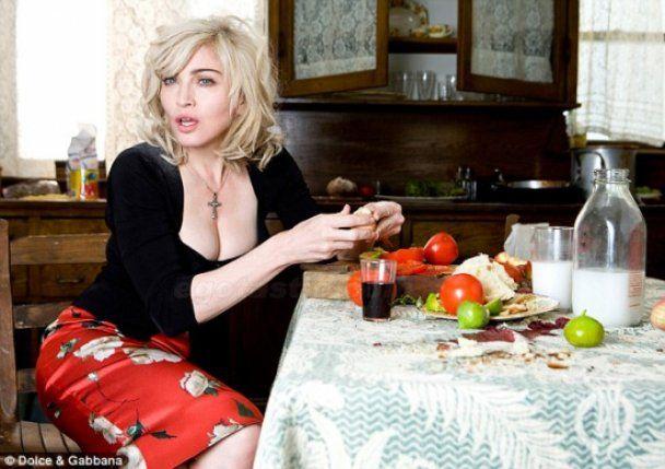 Мадонна поработает с Келли Осборн