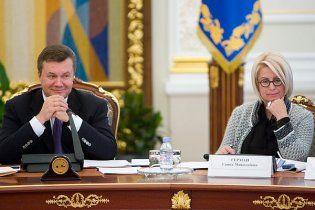 Герман заявила, что Януковичу география и литература не нужны