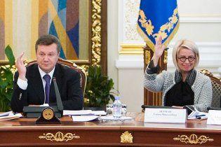 Герман не говорила, что Янукович ветирует кодекс