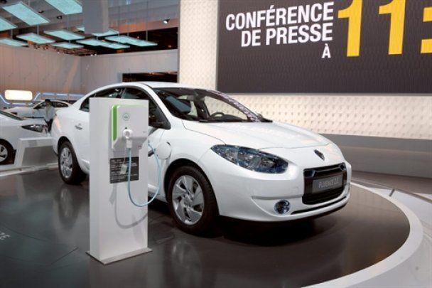 Международный автосалон в Париже 2010. Часть 2