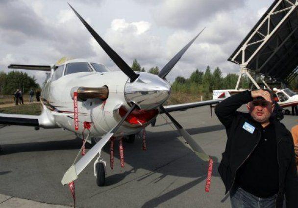 Росія спростувала заяву про ненадійність українських літаків