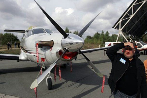 """7-й Международный авиакосмический салон """"Авиасвит-XXI"""""""