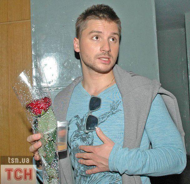 """На """"Песне 2010"""" Билык и Зверев изображали любовь"""