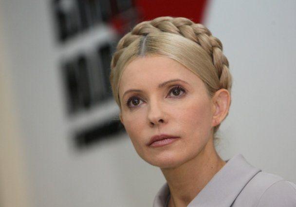 Тимошенко: ночные события на Майдане - надругательство над демократией