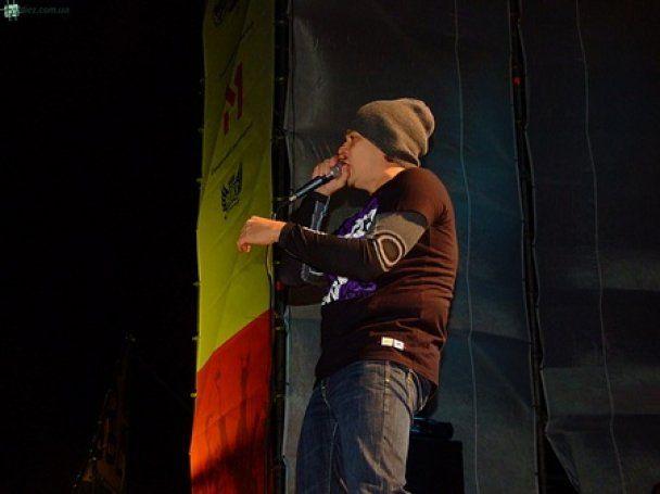 """У Києві відбувся фестиваль """"Рок Січ"""""""