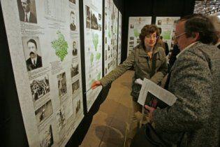 У Севастополі відкрилася виставка, присвячена жертвам ОУН-УПА