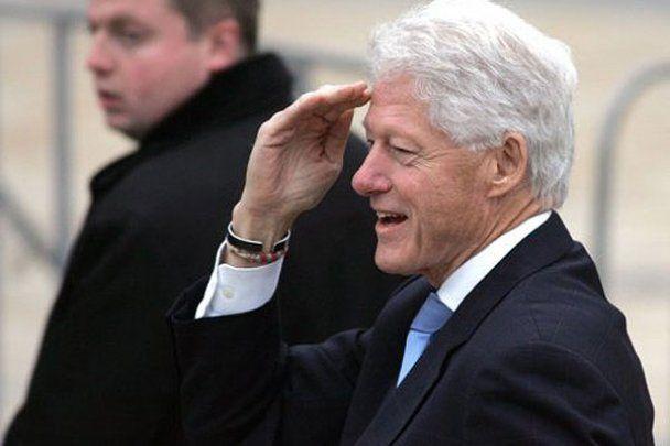 Білл Клінтон розповів киянам про СНІД