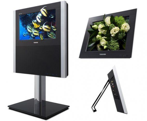 Toshiba представила первые 3D-телевизоры, не требующие очков