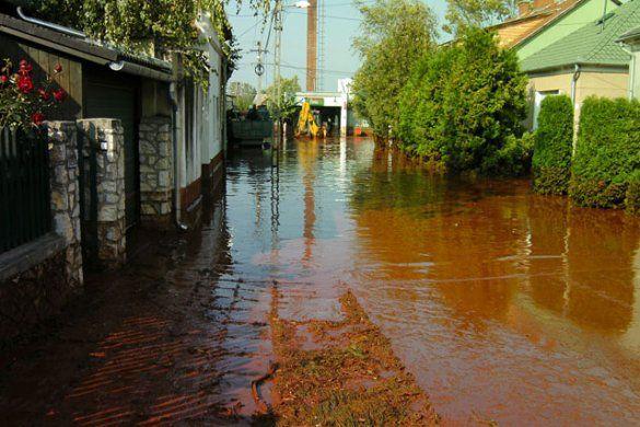 Екологічна катастрофа в Угорщині_4