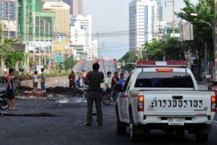 В столице Таиланда продлили действие чрезвычайного положения