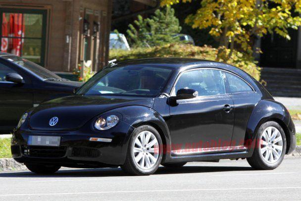 """З'явилися перші фото нового """"жука"""" від Volkswagen"""