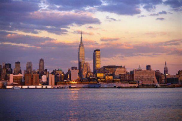 Нью-Йорк возглавил рейтинг лучших городов мира