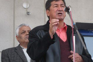 У Харкові переховується лідер узбеків Киргизії