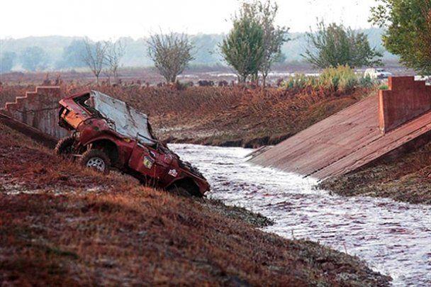 Екологічне лихо: вилив токсичних відходів в Угорщині