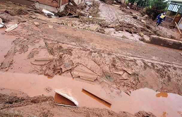 Одна річка в Угорщині вже повністю знищена