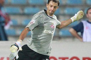 Український воротар увійшов в трійку найкращих футболістів СНД
