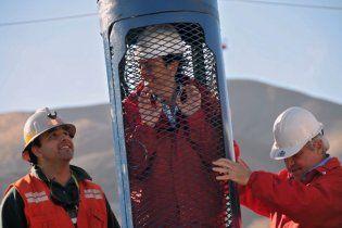 Чилійських шахтарів морять голодом заради порятунку