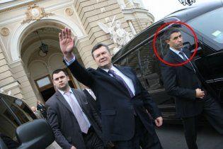Головний охоронець Януковича є персоною нон грата у Росії