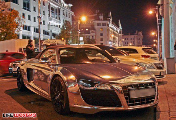 Тіматі подарував коханій авто за 300 тисяч євро