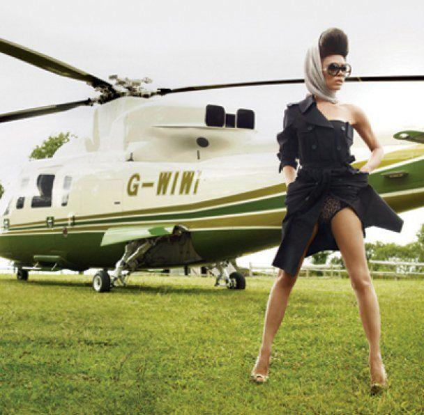 Виктория Бекхэм заказала для дочки дизайнерские туфли
