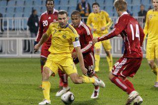 Україна зіграла внічию з Канадою (відео)