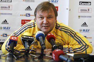 Калитвинцев: у 2011 році буде стабілізація складу збірної України
