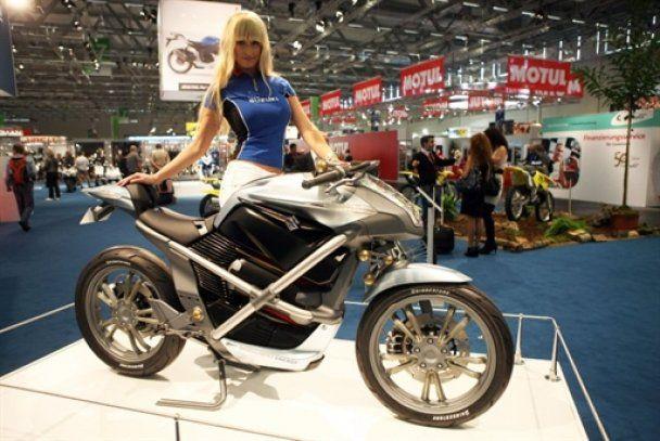 Intermot 2010: усі байкерські новинки зібрали в Кельні