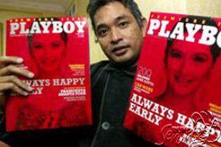 Главного редактора Playboy осудили за фото обнаженных девушек