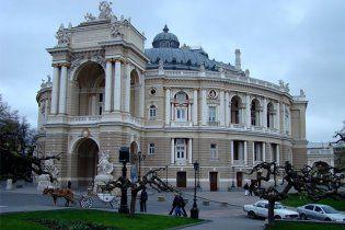 Міліція вилучила документи Одеського оперного театру