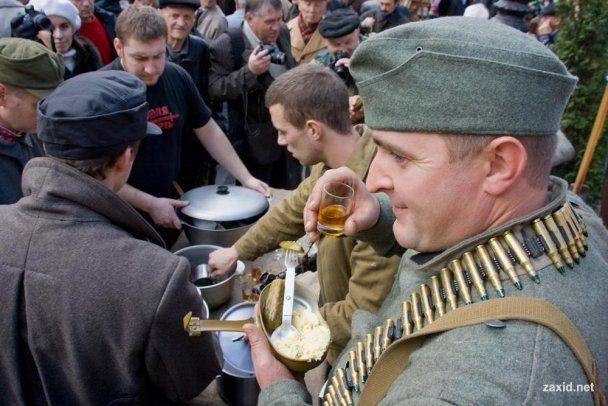 Во Львове прошел марш славы УПА
