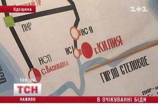 """Украина подготовилась к """"встрече"""" отравленной воды из Венгрии"""
